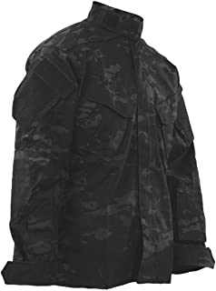 Tru-Spec 1238 Mens TRU Xtreme Shirt, Rip-Stop, Multicam Black