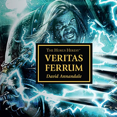 Veritas Ferrum audiobook cover art