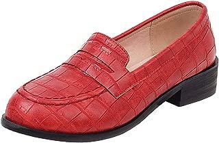 Zanpa Women Fashion Brogue Shoes