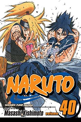 Naruto, Volume 40