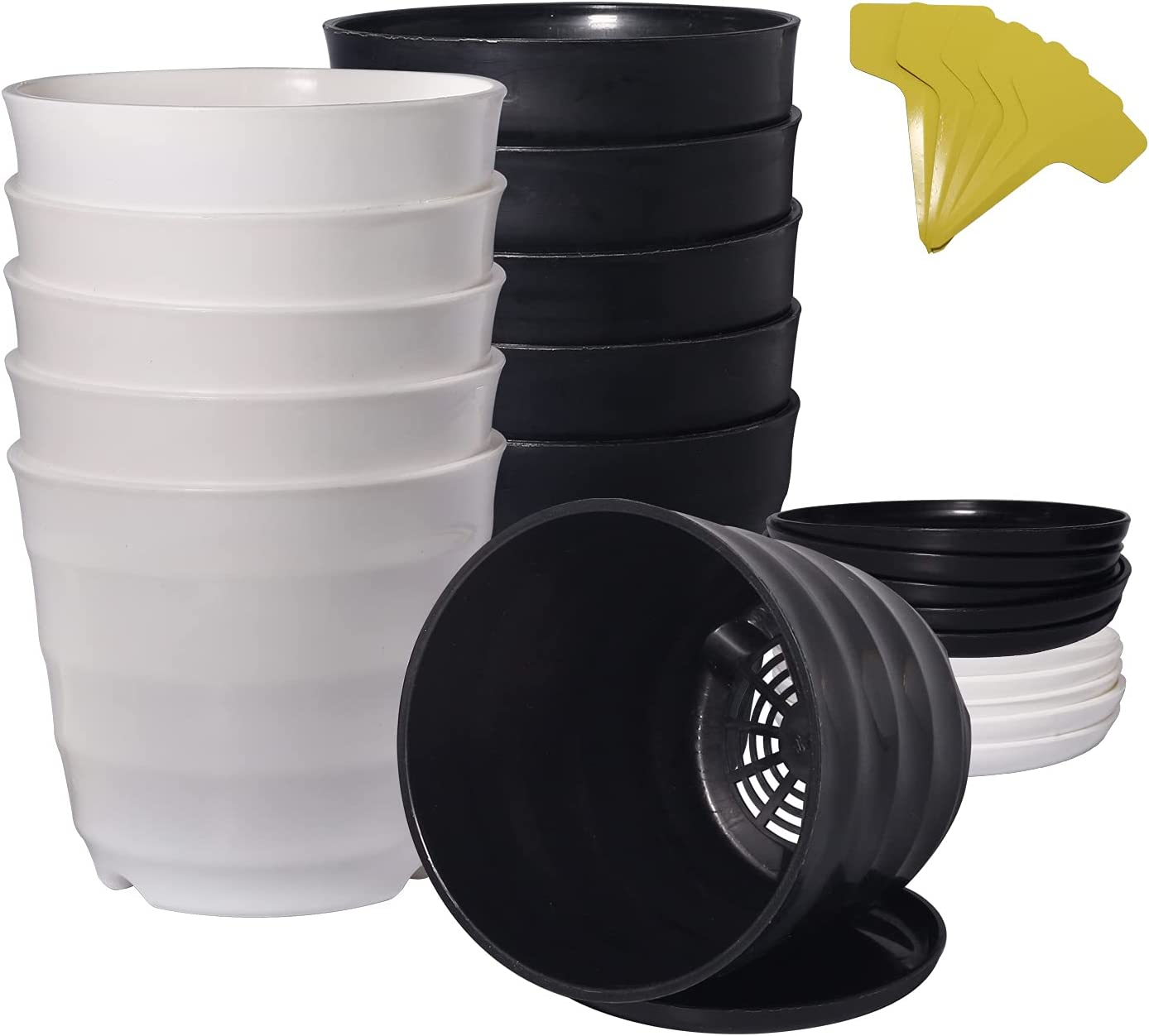 0.2 Gallon 4.5'' Small Discount is also underway Plastic Flexible Nursery Pot Outlet sale feature Fl Plant