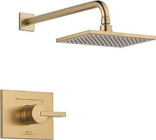 Delta Faucet T14253-CZ-WE Vero Monitor 14 Series Shower Trim, Champagne Bronze,