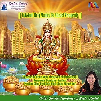Lakshmi Beej Mantra To Attract Prosperity