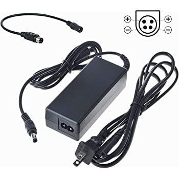 SupplySource AC//DC Adapter for SATO CG408TT CG408 TT CG408TT-IEEE1284 WWCG18062 CG408TT-LAN WWCG18041 CG408TT-RS WWCG18032 Direct Thermal Transfer Barcode Label Bar Code Printer Power Supply Cord