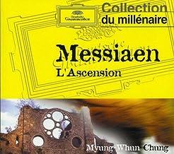 Messiaen: L'Ascension by Messiaen (2008-08-02)