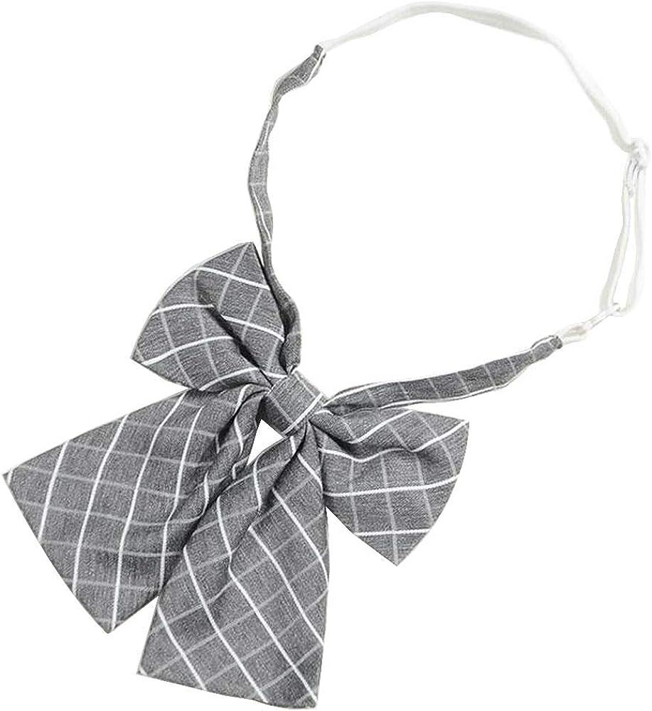 Women Girls Uniform Bow Ties School Uniform Bow Ties Bowties #04