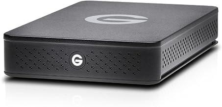 G-Technology 2TB G-Drive ev RaW USB 3.0 Hard Drive with Rugged Bumper