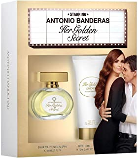 Antonio Banderas Set de Fragancias 155 ml