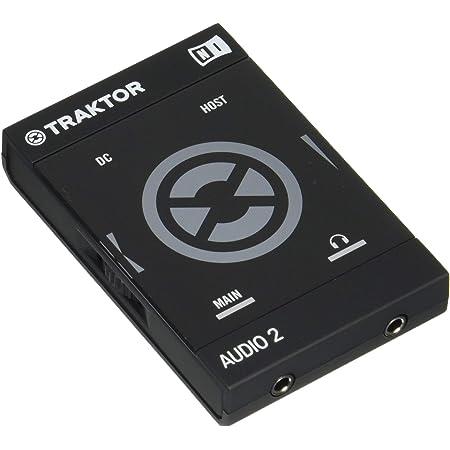 Native Instruments DJオーディオ・インターフェイス TRAKTOR AUDIO 2 MK2