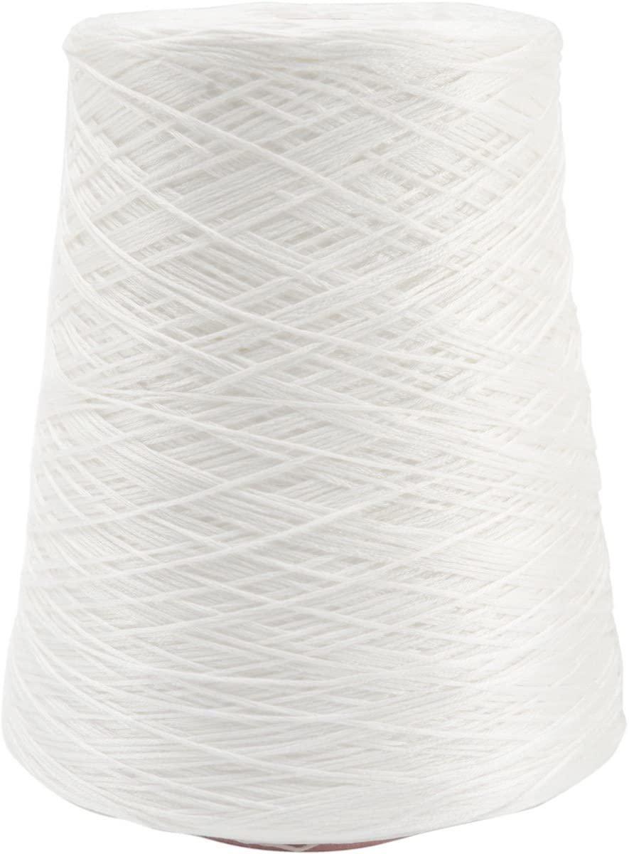 DMC Six Strand Embroidery Cotton Cone Canary Deep