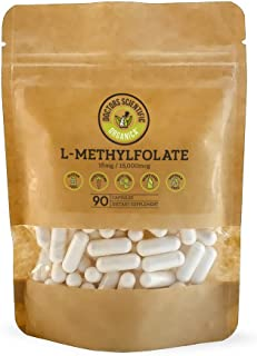 Best l methylfolate 15 mg 90 capsules Reviews