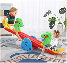 Seesaw for Kids Outdoor Indoor Toddler Seesaw, Teeter-Totter for Kids Swing Set Home Playground Equipment, Teeter Totters ...