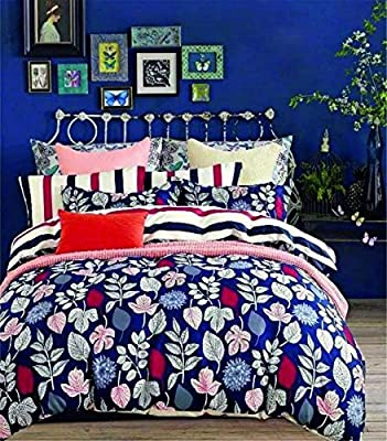Gadgets Appliances Delency Comforter Set with King Size Bedsheet 2 Pillow Covers (Size: 230 X 250)