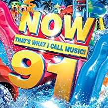 NOW That's What I Call Music! 91 By Various Artists (2015-07-24)