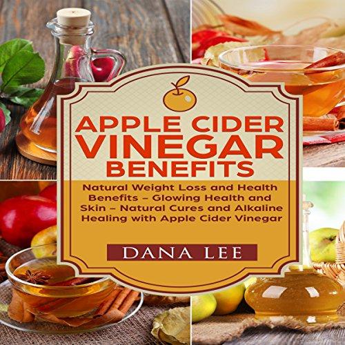 Apple Cider Vinegar Benefits audiobook cover art