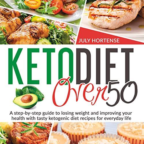 Keto Diet over 50 cover art