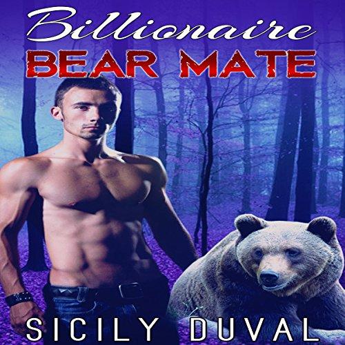 Billionaire Bear Mate audiobook cover art
