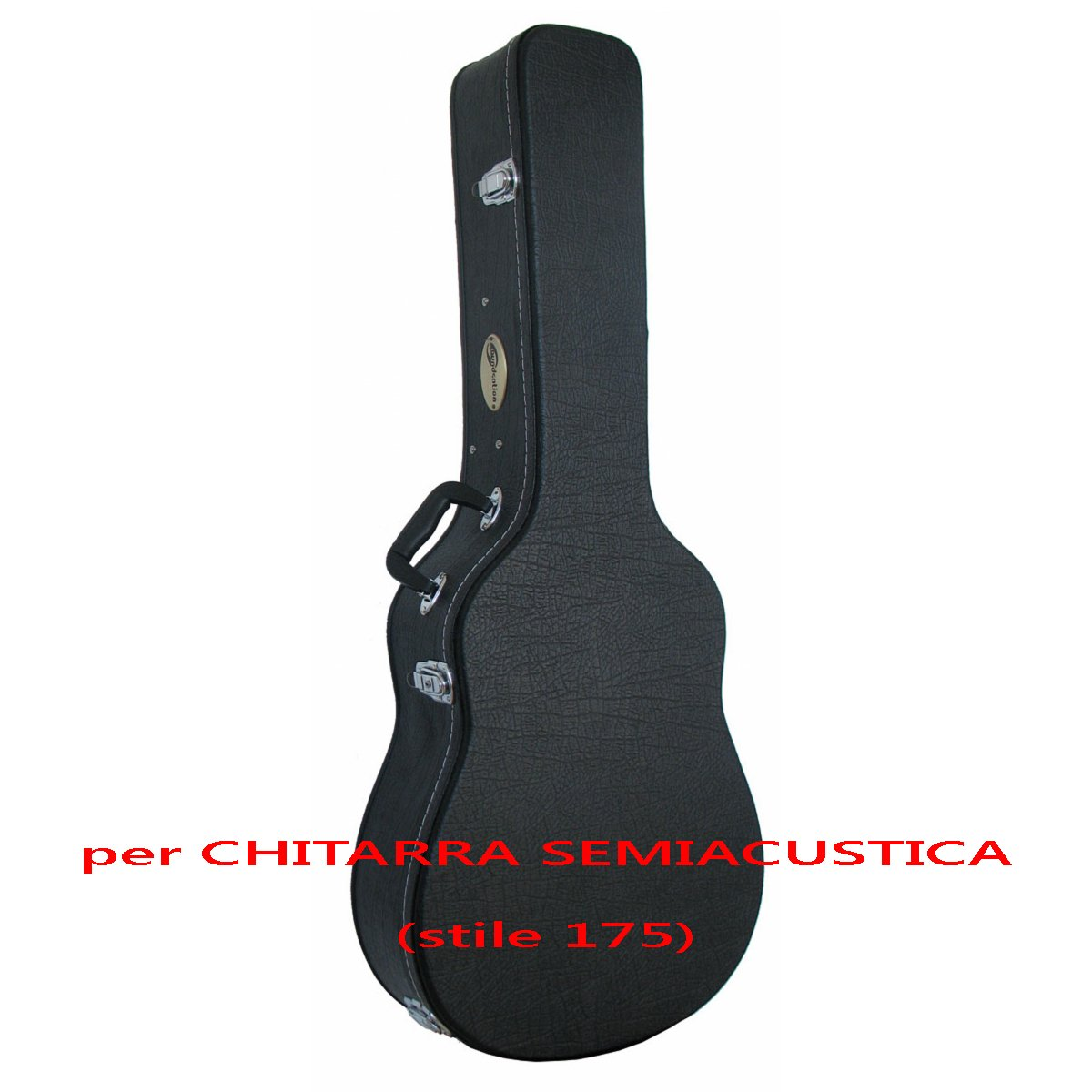Estuche SOUNDSATION scea75 Guitarra Jazz: Amazon.es: Instrumentos musicales