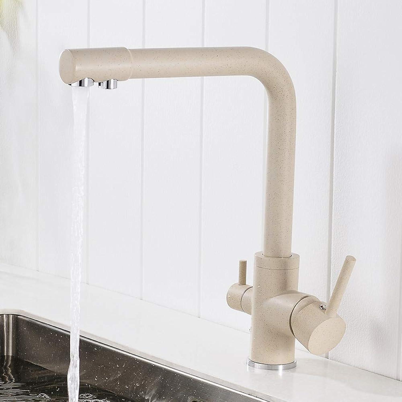 Küchenarmatur Mit Gefiltertem Wasser Marmor Küchenmischer Für Waschbecken Wasserhhne Solide Bhs Kalt Heier Swivel Trinkwasser Wasserhahn