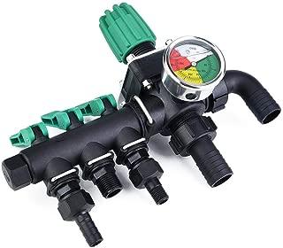 sprayer control valve