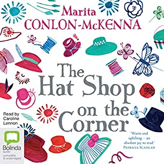 The Hat Shop on the Corner cover art
