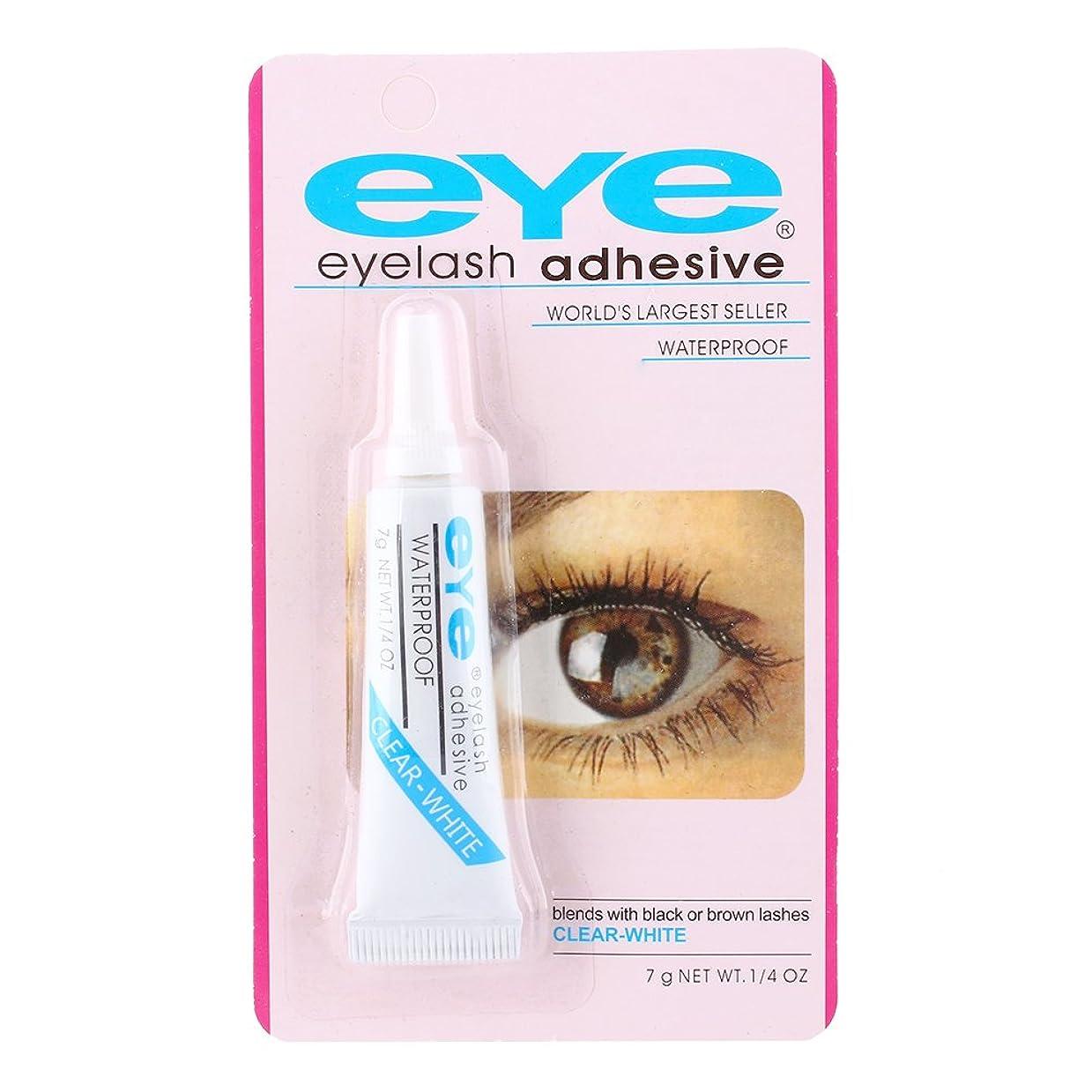 b797c9a56a4 Eyelashes Adhesive Glue,Waterproof Super Strong Hold Clear Strip Eye Lash  Adhesives