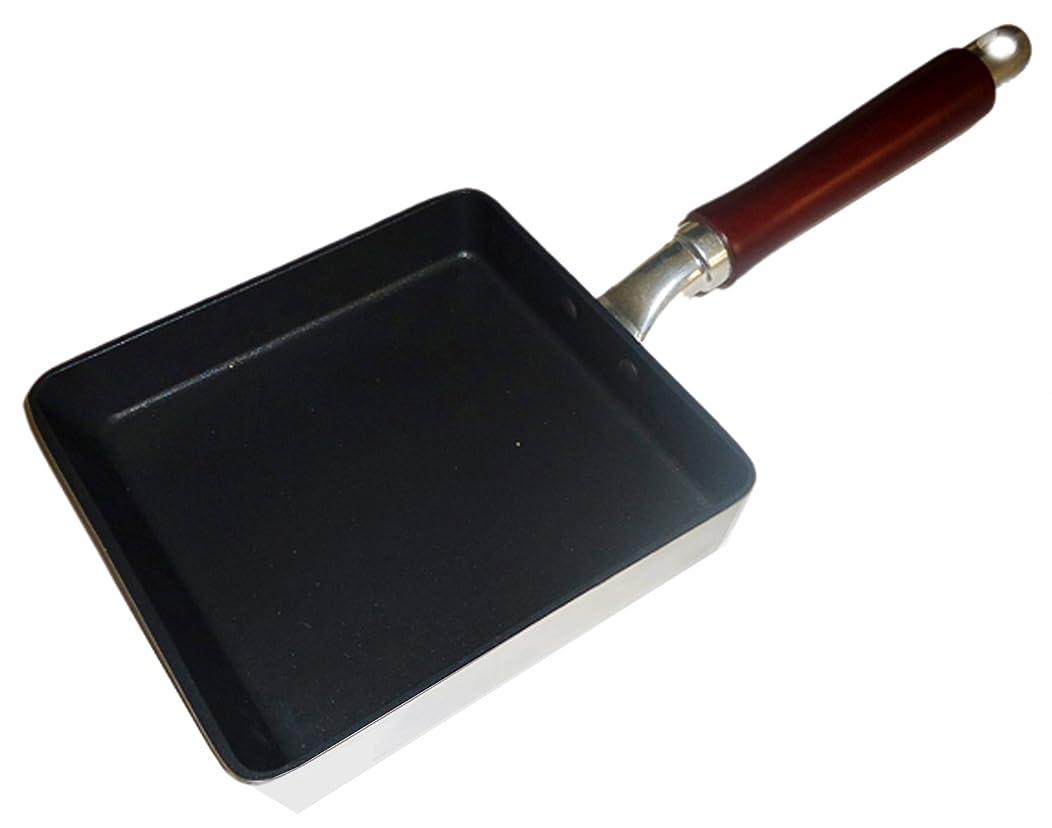 カウンターパート配列引き金フライパン プロライズプラス 玉子焼き M IH対応 18×17