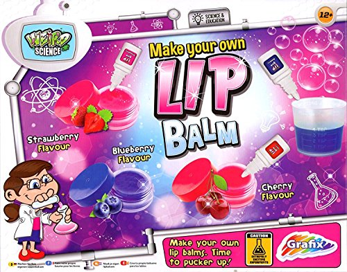 Grafix Fab Labz Lippenpflege Labor [UK Import]