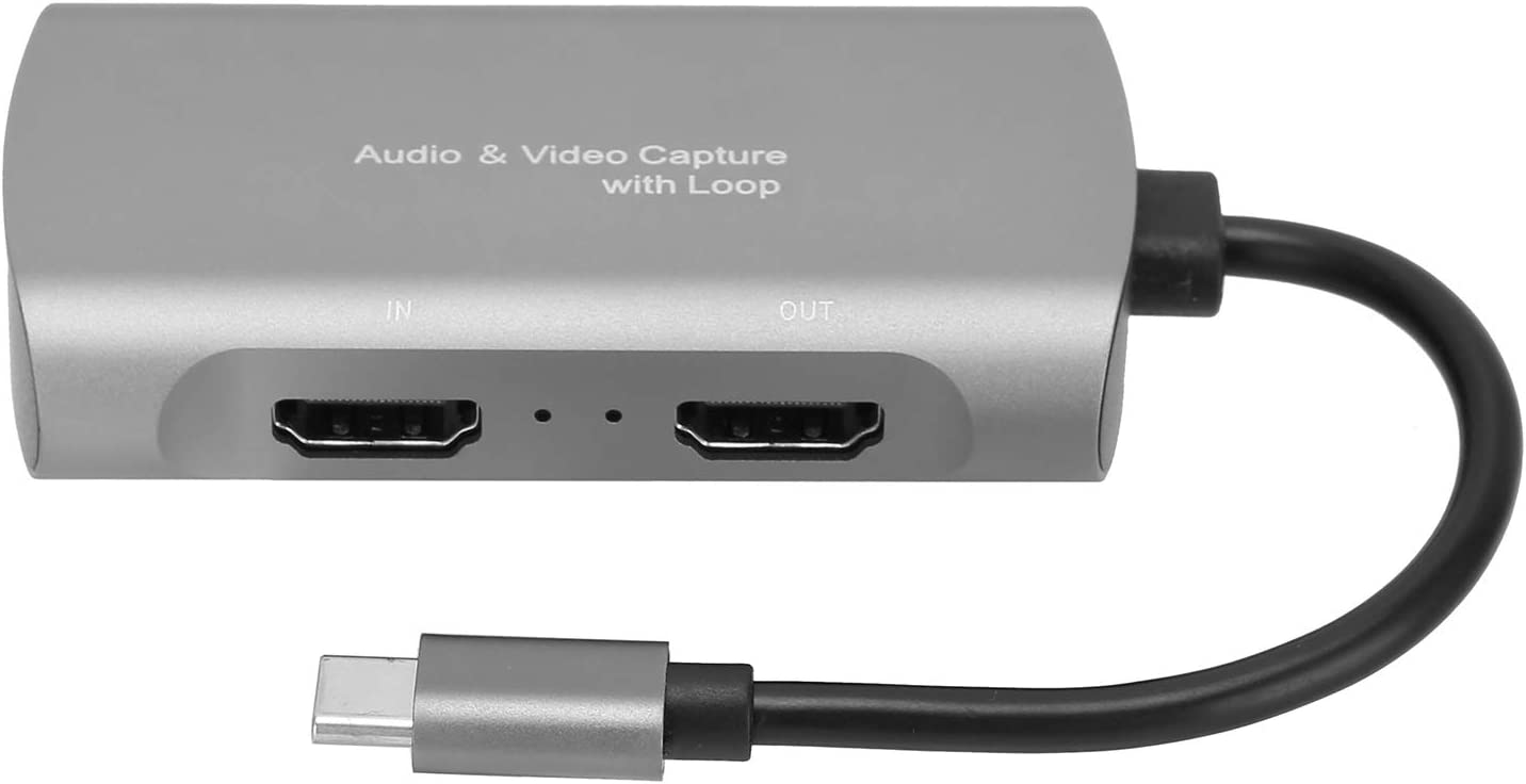 Goshyda Audio Video Louisville-Jefferson County Mall Capture Card 4K High‑Defini HD 1080P shipfree Dual