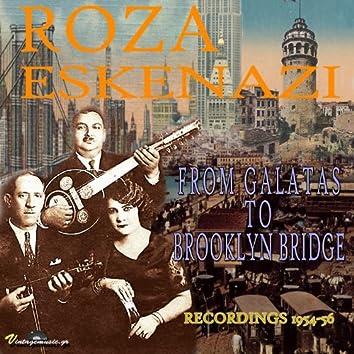 From Galatas to Brooklyn Bridge (Istanbul & New York Recordings 1954-56)