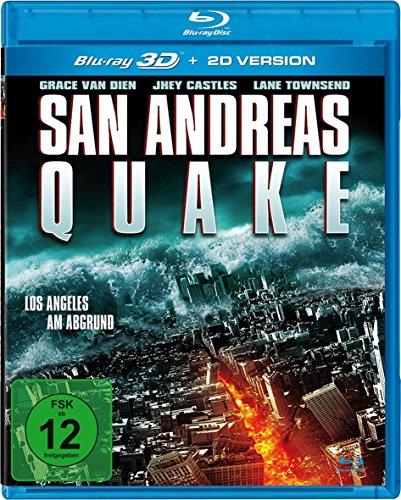 San Andreas Quake [3D Blu-ray]