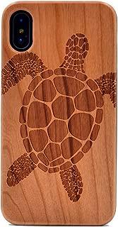 hawaiian wood iphone case
