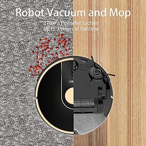 Aspiradora robot Uoni V980 Plus Opiniones
