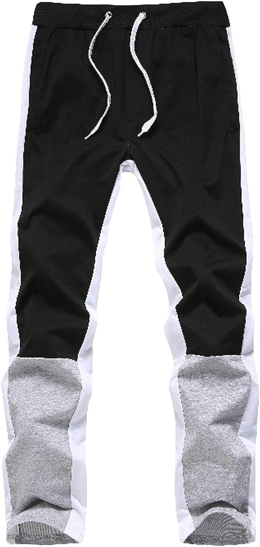 New Slim Fit Jeans for Men, All Season Fashion Straight-Leg Boot Cut Denim Pants