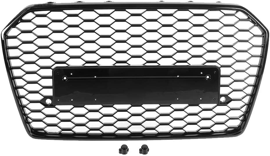 KIMISS Front Bumper Grill Sales of SALE Sale price items from new works Grille Intake Gr Hex Mesh