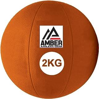 Bal/ón de Ejercicio Amber Athletic Gear Rubber Practice Talla 2 kg Color Negro
