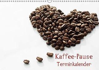 Kaffee-Pause Terminkalender Wandkalender 2021 DIN A3 quer