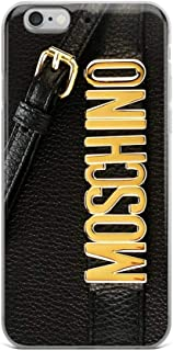 iPhone 6 Plus/6s Plus Pure Clear Case Cases Cover Moschino Bag