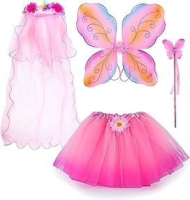 Explore fairy costumes for kids