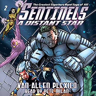 Sentinels: A Distant Star audiobook cover art