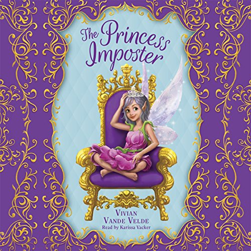 The Princess Imposter copertina