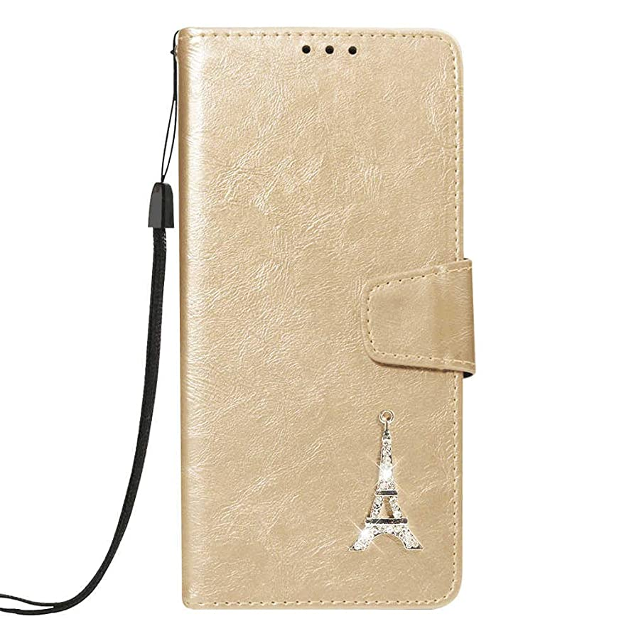 一過性成人期ナチュラルSamsung Galaxy S9 レザー ケース, 手帳型 サムスン ギャラクシー S9 本革 カバー収納 財布 携帯ケース 防指紋 ビジネス 無料付スマホ防水ポーチIPX8