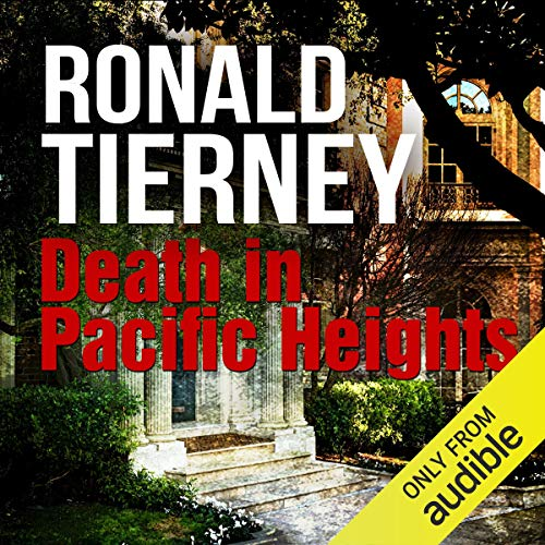 Couverture de Death in Pacific Heights