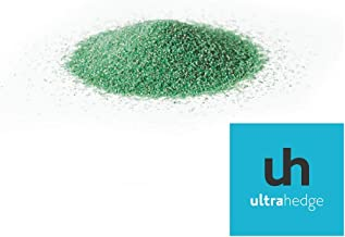 UltraHedge Wonderfill #12/20 Artificial Lawn Infill for Play Areas and Putting Greens Zinc Omadine Anti-Microbial Coating Mold and Mildew Prevention Blade Damage Reduction | 1 Bag