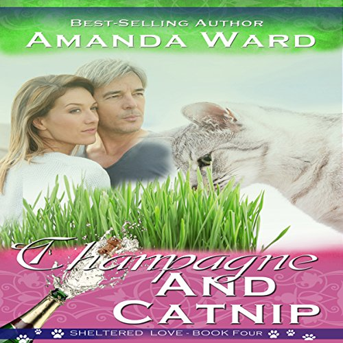 Champagne and Catnip audiobook cover art