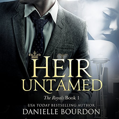 Heir Untamed audiobook cover art