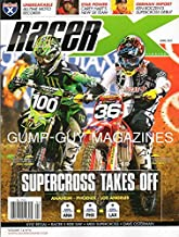 Racer X April 2011 Magazine SUPERCROSS TAKES OFF Monster Energy/Pro Circuit Kawasaki's Josh Hansen UNBREAKABLE ALL-TIME MOTO RECORDS Miss Supercross