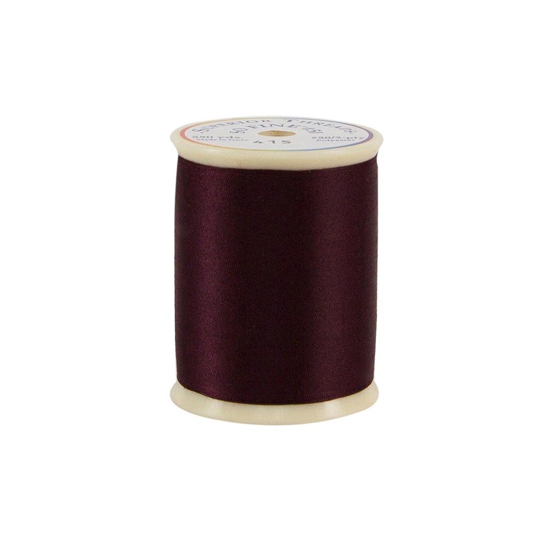 Superior Threads 11601A-415 So Fine Cherrywood 3-Ply 50W Polyester Thread, 550 yd