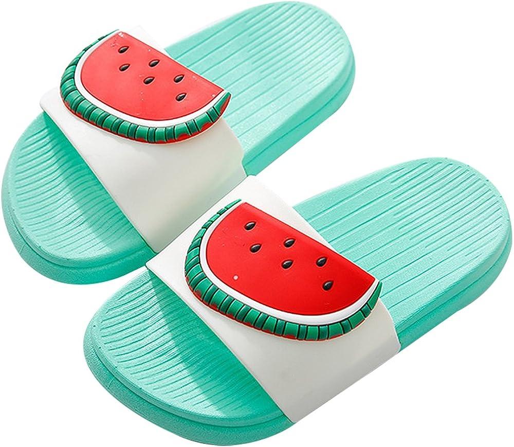 QZBAOSHU Boy Girl Beach Spasm price Slides Men Super sale period limited Summer Slippers Sandals Women