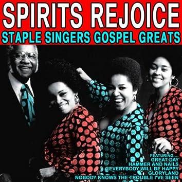 Spirits Rejoice: Staple Singers Gospel Greats